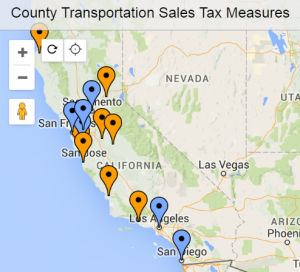 Transportation Sales Tax Counties