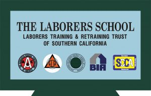 The Laborers Training School Logo